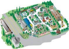 Looking forward to going to Adventure City - Family Theme Park - Anaheim, California