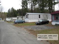 Creek And Pines Mobile Home Park In Ballston Spa NY Via MHVillage