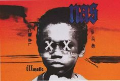 An awesome poster of art inspired by the album cover from the debut Hip Hop LP Illmatic by Nas! A classic of 90's rap. Ships fast. 24x36 inches. Need Poster Mounts..? pw51667F
