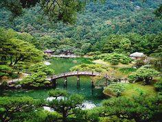 A rota de peregrinação de Shikoku, Japão 1