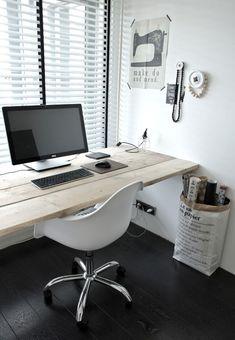 Workspaces. 10 вдохновляющих примеров обустройства рабочего пространства