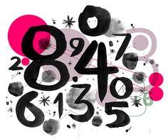 números by malota, via Flickr