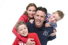 portretfotograaf gezin