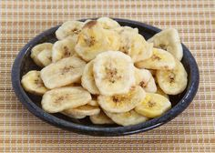 Air Fryer Recipes Banana Chips