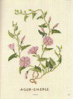 Gallery.ru / Фото #4 - Gerda Bengtsson - Wild Flowers in Cross-Stitch - tymannost