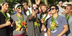 Gabriel Medina busca retomada em  Fiji: ''Onda tem a cara do meu surfe'