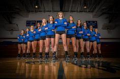 Auburn High School Volleyball Team 2012 - eventual State Champions!!