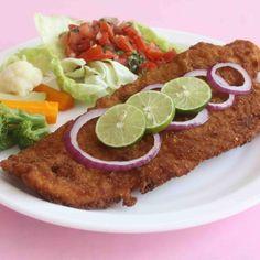 Filete Pescado Empanizado - Mariscos Inda - Zmenu, The Most Comprehensive Menu With Photos