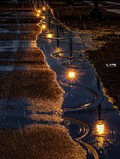Rain Puddles!