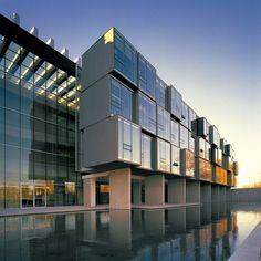 Perimeter Institute for Theoretical Physics :: Saucier + Perrotte architectes, Waterloo -Canada