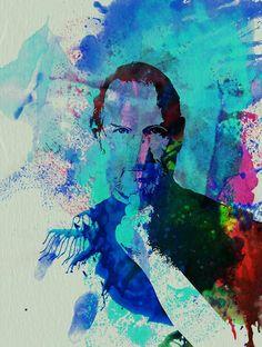 Steve Jobs Print