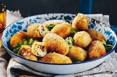 Easy Christmas Party Food Ideas - Chorizo Croquettes - Click Pic for 20 Delicious Holiday Appetizer Recipes Tapas Recipes, Appetizer Recipes, Cooking Recipes, Shrimp Appetizers, Cheese Recipes, Shrimp Recipes, Meat Recipes, Asian Recipes, Free Recipes