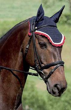 Crochet Horse Fly Mask | Fly Masks