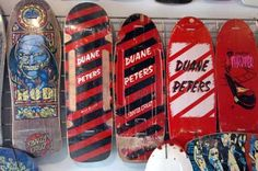 duane peters skate decks