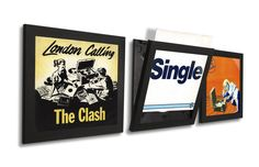 Or these easy-access vinyl frames .