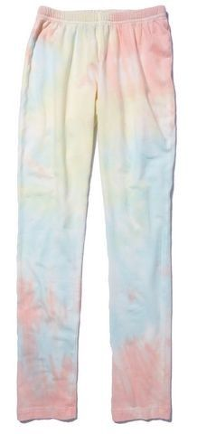 Lou Multicolour Tie & Dye Leggings from Finger in the Nose at Kidsen