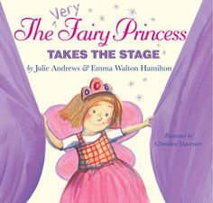 another sweet book by the magnificent julie andrews and daughter. liked the first one more, but this one was good, too.