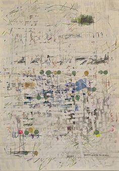 Josias Scharf, 'Love Letters'