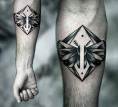 wings by Kamil Czapiga #tattoos