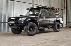Patrol 6,5L V8