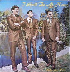 Weirdest Album Covers - Bible Aires Trio (I Shall Be At Home)