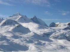 Val d'Isère, French Alps