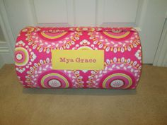 MONOGRAMMED Children THICK COMFY Nap Mat by alliesnapmats on Etsy, $70.00