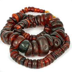 SKJ ancient bead art | item description | ambercollection2