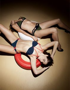 See more from Collection of lingerie and swimwear S-S 2013 by Agent Provocateur…
