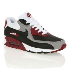 Nike Air Max Rouge Bordeaux