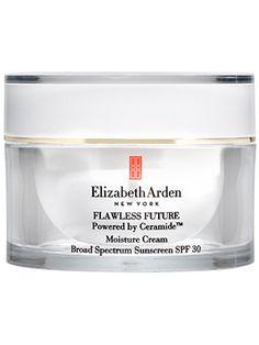 Allure Best of Beauty Award 2014: Elizabeth Arden Flawless Future Powered by Ceramide Moisture Cream SPF 30