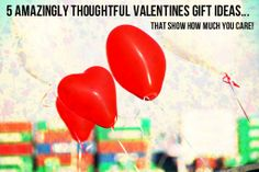 5 Thoughtful Valentine's Day Gift Ideas | GirlsGuideTo