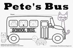 Pete the Cat Coloring Page . Pete the Cat Coloring Page . Pete the Cat Coloring Page Best Awesome Earth Coloring Positional Words Kindergarten, Kindergarten Worksheets, Teaching Math, In Kindergarten, Preschool Activities, Book Activities, Preschool Books, Maths, Preschool Literacy