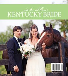 jacki allen's Kentucky Bride magazine - Spring 2012. $1.95 for digital edition. http://www.kentuckybridemagazine.com/products-page/single-issues/.