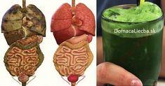 Super zelený detoxikačný nápoj, čo odstráni z tela tuky a všetky toxíny