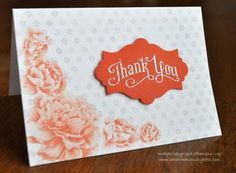 Card Creations by Beth: NEW! Watercolor Wonder Designer Note Cards