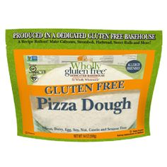 Wholly Wholesome Gluten Free Pizza Dough Ball Nutritional Information Soy Eggs, Gluten Free Pie, Pie Shell, Dough Balls, Pizza Dough, Calorie Diet, Saturated Fat, Vitamins, Shells