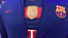 El Barça ya tiene el escudo de campeón del Mundial | FC Barcelona Noticias