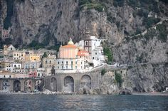 My program in Florence takes me to the Amalfi coast for a weekend, this blog is all about how to make the most of it!