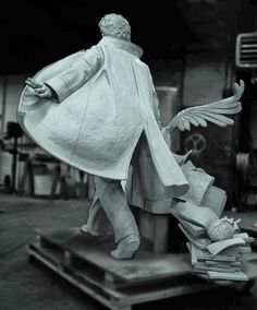 """Boston's New Edgar Allen Poe Statue Is Going to Be Epic 