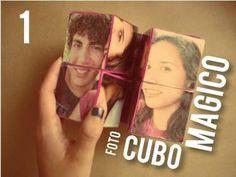 Cubo magico [FACIL] + carta + 10 fotos + BONUS 1/3 (+lista de reproducción)