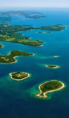 Brijuni national park, Croatia.