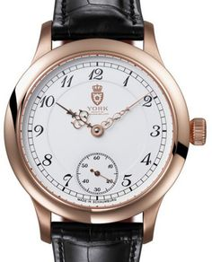 YORK - Fort de Lippe Original Rose Gold