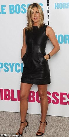 want leather dress! want a body that can go IN a leather dress!!