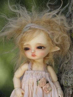 Baby Girl by ElfinHugs, via Flickr