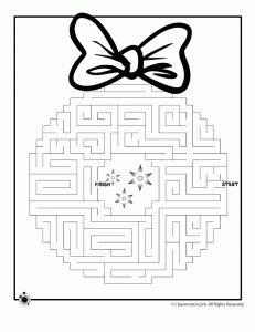 Printable Christmas Mazes | Classroom Jr.