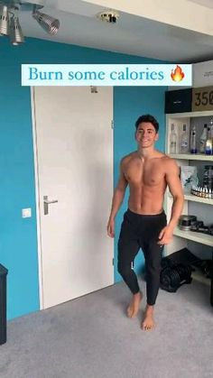 Abs And Cardio Workout, Gym Workout Chart, Gym Workout Videos, Biceps Workout, Fun Workouts, High Interval Training, Belly Fat Workout For Men, Bodybuilding Workout Plan, Boxing Drills