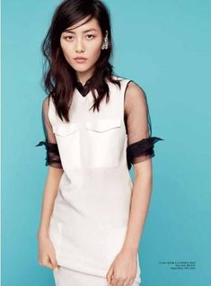 Sheer Value (Vogue Australia)
