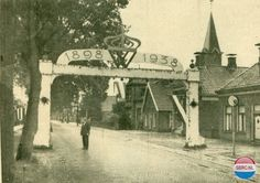 Wilhelminastraat Emmen (jaartal: 1930 tot 1940) - Foto's SERC