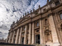 Saint Pierre de Rome #Italie